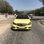 Taxi From Athens Center to Sounio Greek Transfer Services GTS