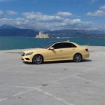 Taxi From Athens Center to Piraeus Greek Transfer Services GTS