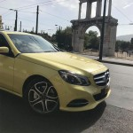 Taxi From Lavrio to Athens Center Greek Transfer Services GTS